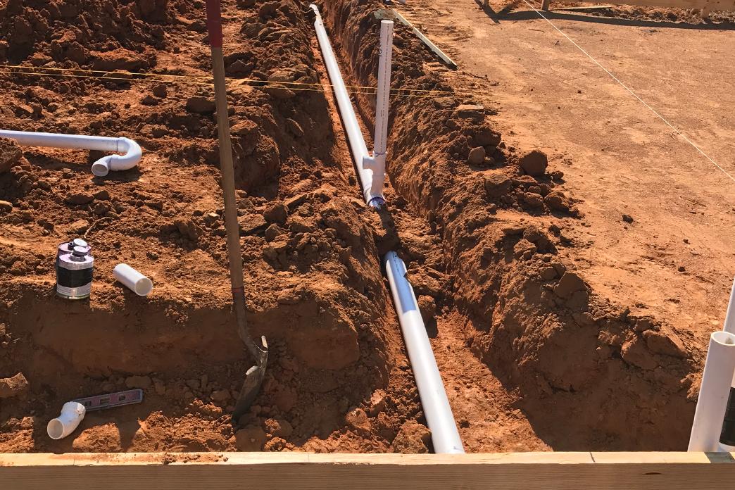 plumbers near me in ground pipe repair